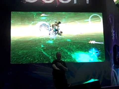 Child of Eden - Motion Demo - PAX East 2011