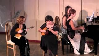 Tatiana Nenashevа (domra), Larisa Koksharova (piano) Stravinsky - Lukin Russian Dance \
