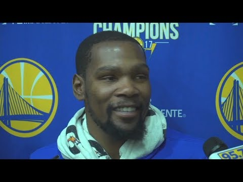 Kevin Durant Calls Stephen Curry The Best Shooter Of All Time in The NBA!