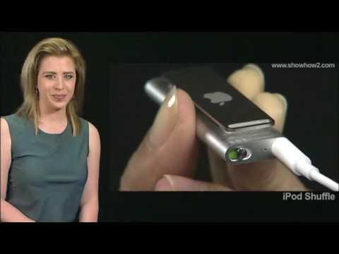 iPod Shuffle How to Use the Three Way Switch YouTube