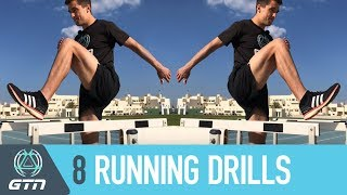 8 Running Drills You Should Do | Run Faster In Your Next Race