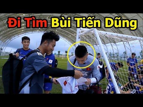 Thử Thách Bóng Đá đi tìm Bùi Tiến Dũng , Hà Đức Chinh và đội tuyển U23 Việt Nam tại PVF phần 2