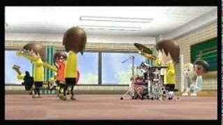 Wii Music - Legend of Rock