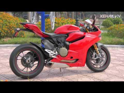 """[XEHAY.VN] Ducati 1199 Panigale S đẹp """"tê Người"""" Tại Hà Nội"""