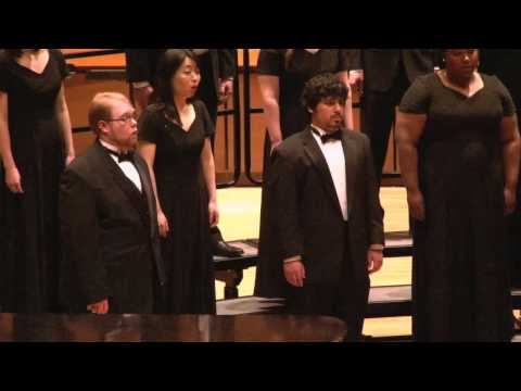 Colorado State University Chamber Choir: Madrigali by Morten Lauridsen