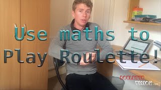 Use maths to help win money playing roulette!
