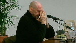Alain Soral ému aux bords des larmes dans sa dernière conférence à Bordeaux thumbnail