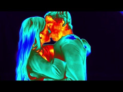 What a Kiss Does to Your Brain