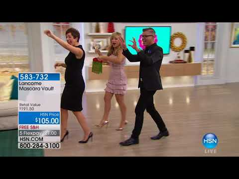 HSN | Holiday Party with Amy Morrison and Adam Freeman 11.12.2017 - 07 PM