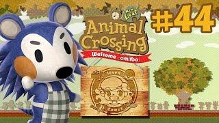 ¡EL MISTERIO DEL LADRÓN DE JOYAS RESUELTO! - #44 Animal Crossing New Leaf Welcome Amiibo