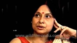Madhabi Mukherjee, Indian Bengali actress