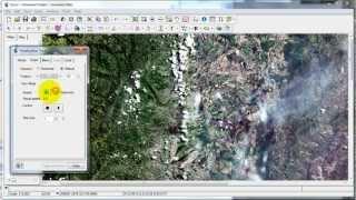 Visualization Tools in Geomatica