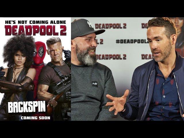 "Niko trifft Ryan Reynolds: ""Deadpool 2"", Hip-Hop, Childish Gambino uvm."