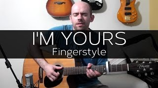 Baixar I'm yours (Jason Mraz) - Acoustic Guitar Solo Cover Fingerstyle
