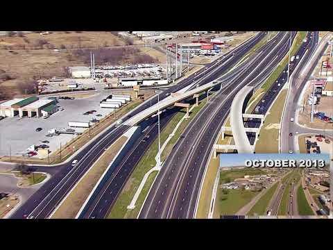 I-35W February 2018