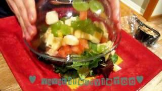 Diy: Gourmet Harvest Salad