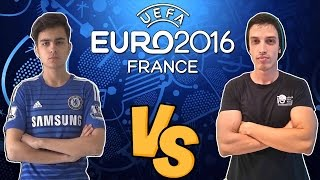 ★ CHOKAPARLQKA VS ROSGAMESBG ★ | UEFA 2016 BULGARIAN YOUTUBERS TOURNAMENT l SEMIFINAL