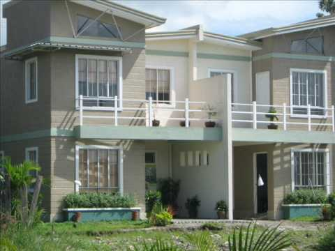 Apartments philippines house and lot townhouses homes for Townhouse design in the philippines