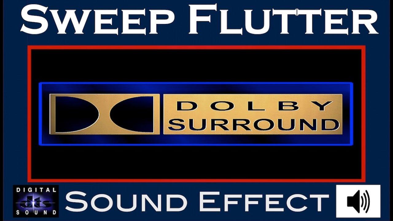 Sweep Flutter Sound Effect | Sweep Flutter SFX | HD