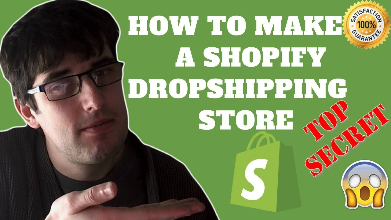 How To Build Your Own High Converting Shopify Dropshipping Store In 2019 For Beginners Part 2