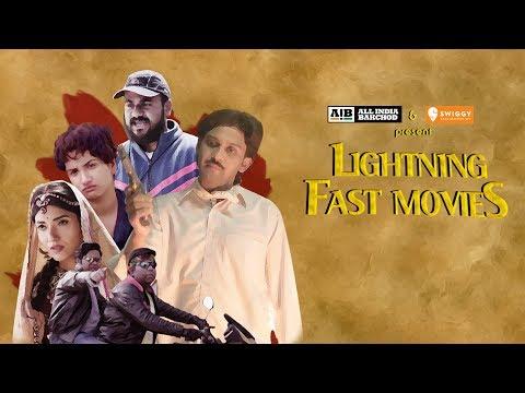 AIB : Lightning Fast Movies