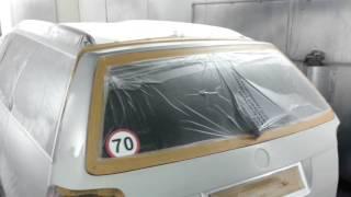 Покраска авто.Могилев.Passat B5.