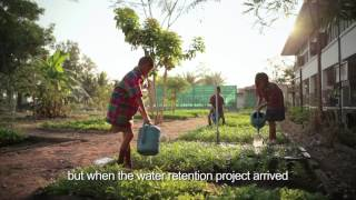 Every Bottle Has A Story -- RAKNAM Community Water Project, Northeast Thailand