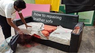 how to repairing leather sofa leather sofa set leather couch sofa set single sofa sofa sofa making
