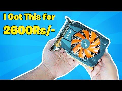 [HINDI] This GPU from 2012 Can Run ANY GAME !!!