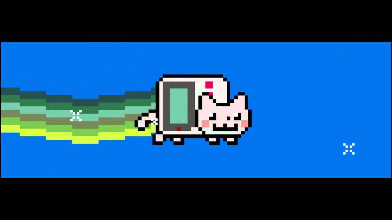 Nyan Cat Fly Game - Play online at