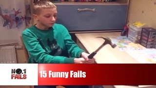 15 Funny Fails Compilation