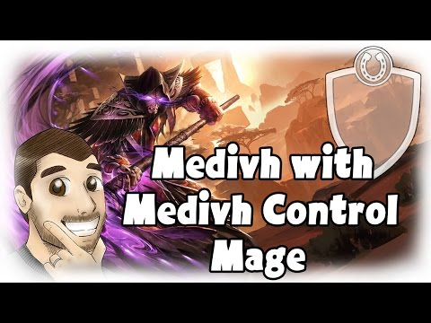 [Hearthstone] Medivh with Medivh Control Mage