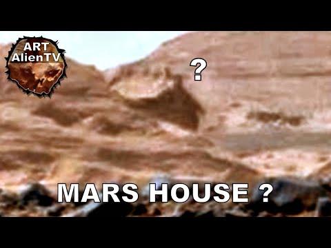 #MARS HOUSE ? Alien City Structure - THE FORGE. ArtAlienTV - 1080p60