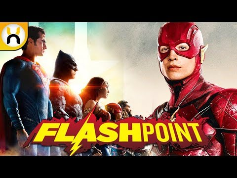 Justice League Determines the Fate of FLASHPOINT