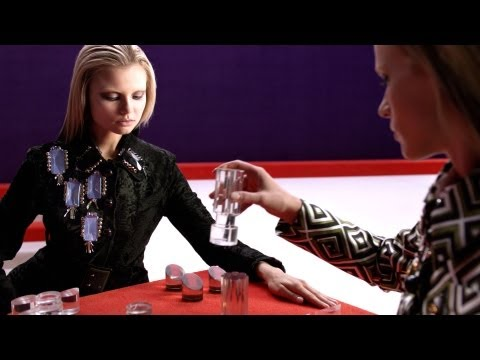 Prada's Fall/Winter 2012-13 Ad Campaign Video