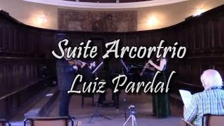 Suite Arcortrio - Luiz Pardal - Trio Contrastes