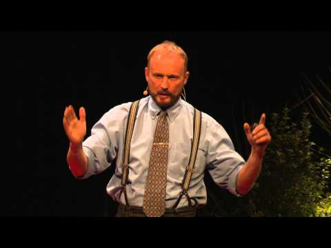 Disobedient Thinking: Welby Ings at TEDxAuckland