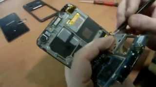 Разбор и замена дисплея Lenovo S850