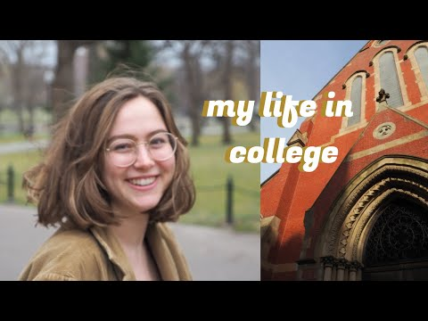 This Week At College / Vlog / Emerson College