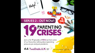 Series 2 Episode 1 is here! 19 Parenting Crises ft. @2_papas_in_oz