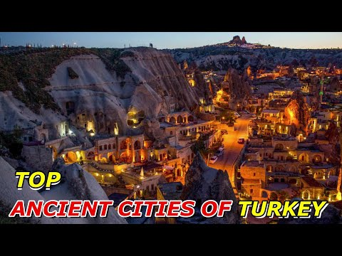 Top 5 Ancient Cities in Turkey You Must See | Turkish Vibes