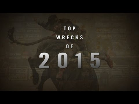 Top Wrecks of 2015 (PBR)