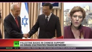 Charm Offensive: Mideast rivals Abbas & Netanyahu vie for China