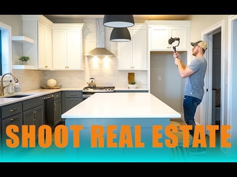 How to Shoot Luxury Real Estate Videography