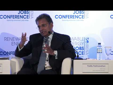 IRENA Jobs Conference: Socio-economic Benefits of Renewable