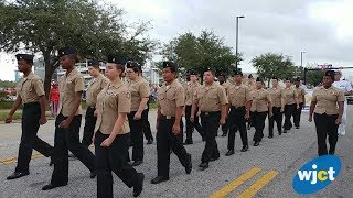 2018 Jacksonville Veterans Day Parade