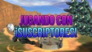 🔴 ¡Jugando Halo CE con suscriptores ft. Alan Kabal! | Parte 2 | HD | luigi2498
