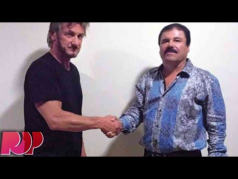 El Chapo Captured Because Of Sean Penn: AMAZING Details!