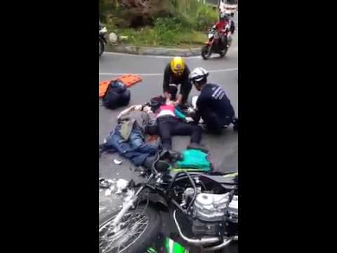 Accidente via chinchina