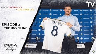From Liverpool to Los Angeles | EPISODE 4: THE UNVEILING